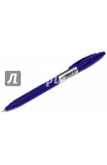 Ручка шариковая автоматическая, синяя, в ассортименте (KB139400JC) Beifa