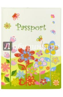"""Обложка для паспорта """"Твой стиль. Цветы"""" (2203.Т5)"""