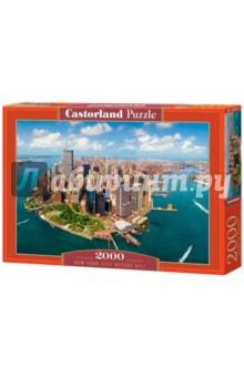 Puzzle-2000 Манхэттен (C-200573)Пазлы (2000 элементов и более)<br>Количество элементов: 2000.<br>Размер картинки: 92х68см.<br>Не рекомендовано детям младше 3-х лет. Содержит мелкие детали.<br>Сделано в Польше.<br>