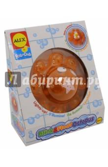 """Игрушка для ванны """"Осьминог"""" (842S) ALEX"""