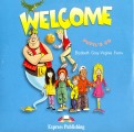 Welcome-1. Dialogues,Texts. Pupil's Audio CD