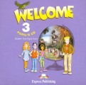 Welcome 3. Pupil's Audio CD (CD)