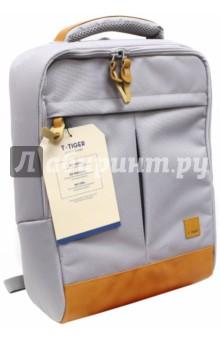 Рюкзак (43х29х14 см) (81107A) (225569)Рюкзаки школьные<br>Рюкзак предназначен для хранения канцелярских принадлежностей.<br>1 большое отделение на молнии, внутренние карманы. <br>Материал: полиэстер 100%.<br>Подкладка: полиэстер 100%.<br>Сделано в Китае.<br>