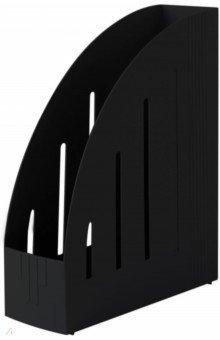 Лоток вертикальный для бумаг (черный) (231549) Brauberg