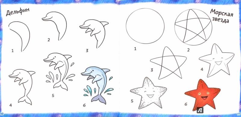 Как нарисовать чертёж рисунка