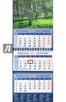 """Календарь 2017 """"Березовая роща"""" (14751)"""