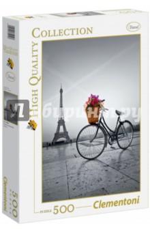 Пазл-500 Романтика Парижа (35014)Пазлы (400-600 элементов)<br>Пазлы 500 элементов.<br>Размер собранной картинки 49х36 см<br>Изготовлено из картона, бумаги.<br>Не рекомендуется детям до 3-х лет.<br>Сделано в Италии.<br>