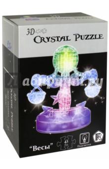 "3D Crystal Puzzle ""Знак зодиака ""Весы"" (9045A) CreativeStudio"