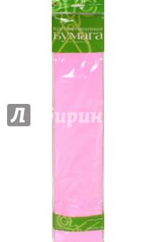 Бумага цветная креповая (пастельные цвета, нежно-розовый) (2-058/07) Альт