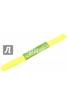 Бумага цветная креповая (флуоресцентная, желтая) (2-057/03) Альт