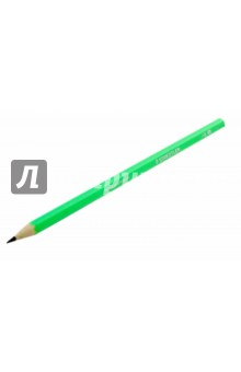 Чернографитный карандаш Staedtler Wopex HB. Трехгранный деревянный корпус (180 HB-F50)
