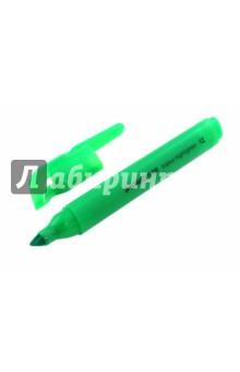 Текстовыделительный маркер Triplus highlighter. В трехгранном корпусе. Зеленый. 2-5 мм. (3654-5) STAEDTLER