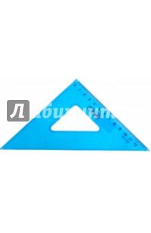 Треугольник пластмассовый (45°, 12 см) (ТК46) СТАММ