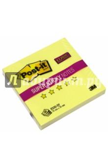 Блок самоклеящийся желтый (76х76 мм, 90 листов) (R330-SY) POST-IT