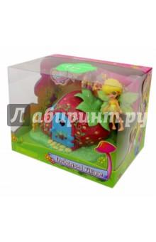 Набор игрушек Фея Данди и Клубничный Домик (84208-1)Герои мультфильмов<br>Набор игрушек Фея Данди и Клубничный Домик.<br>Предназначено для детей от трех лет - содержит мелкие детали. <br>Упаковка: картонная коробка.<br>Произведено в Китае.<br>