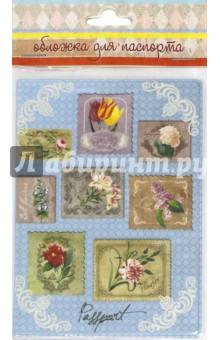 """Обложка для паспорта """"Цветочная коллекция"""" (41576) Феникс-Презент"""