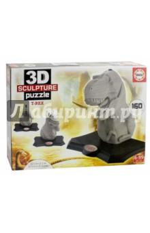 Настольная игра T-REX. 3D Скульптурный пазл 160