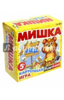 Настольная игра Мишка и мед