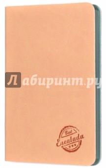 Записная книжка Розовый (срез серый, 90х142 мм, 80 листов) (42597)Записные книжки средние (формат А6)<br>Записная книжка.<br>Количество листов: 80<br>Формат: 90х142 мм.<br>Внутренний блок: офсет, без линовки<br>Крепление: книжное (прошивка)<br>Переплет: гибкий<br>Ляссе.<br>Сделано в Китае.<br>