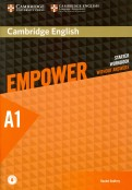 Cambridge English Empower. Starter Workbook Without Answers with Downloadable Audio