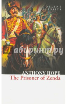 The Prisoner of ZendaХудожественная литература на англ. языке<br>HarperCollins is proud to present its incredible range of best-loved, essential classics.<br>Set in the fictional country of Ruritania, The Prisoner of Zenda tells the story of Rudolf Rassendyll, identical cousin to King Rudolf of Ruritania, who must stand in for the king at his coronation when a plot to steal the crown leaves the king drugged and unable to attend. Rudolf must foil the plans of the king s brother, Prince Michael, and when the king is kidnapped and taken to a castle in Zenda, Rudolf must overcome the plots of the prince s mistress and his henchman in order to rescue him. Anthony Hope s swashbuckling adventure is held up as his greatest work of fiction and sparked its own genre, Ruritanian romance, named after the fictional country in which the story is set.<br>