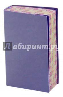 """Ежедневник недатированный """"Сариф"""" (А6, сиреневый) (42578) Феникс+"""