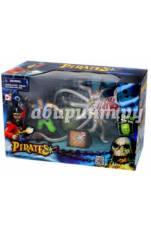 "Набор ""Пираты. Ловушка для кракена"" (505202-2) Март-игрушки"