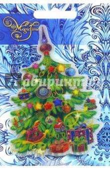 Украшение новогоднее оконное (42198) Феникс-Презент