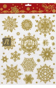 Украшение новогоднее оконное (38635) Феникс-Презент