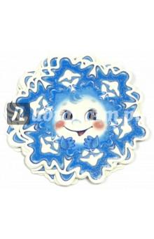 Комплект новогодних украшений (10 штук) (КМ-9790) Сфера