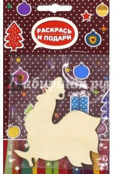 """Заготовка елочной игрушки """"Петушок"""" (Z1) Bumbaram"""