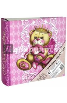 Zakazat.ru: Фотоальбом Принцесса-медведица (41296).
