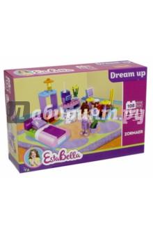 Estabella. Конструктор Комната мечты (64676)Конструкторы из пластмассы и мягкого пластика<br>Конструктор.<br>108 элементов.<br>Материал: пластмасса.<br>Упаковка: картонная коробка.<br>Сделано в Китае.<br>