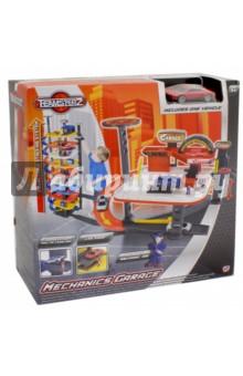 Двухуровневый гараж-парковка TEAMSTERZ (1415943.00) Halsall Toys International