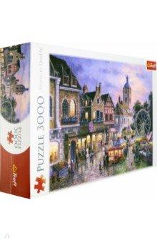 Trefl. Puzzle-3000 Ярмарка с аттракционами (33033)Пазлы (2000 элементов и более)<br>Пазл-мозаика.<br>Количество элементов: 3000<br>Размер готовой картинки 116 х 85 см.<br>Материал: картон, бумага<br>Упаковка: картонная коробка.<br>Сделано в Польше.<br>