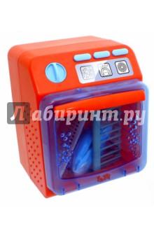 Посудомоечная машина (1684022.00)Бытовая техника<br>Игрушка Посудомоечная машина.<br>Работает от 3-х батареек типа ААА (В комплект не входят). <br>Не рекомендовано детям младше 3-х лет. Содержит мелкие детали.<br>Состав: полимерный материал, элементы из металла.<br>Сделано в Китае.<br>