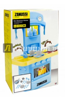 "Электронная мини-кухня ""Zanussi"" (1684200.00) Halsall Toys International"