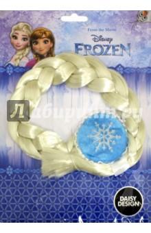 "Коса-заколка ""Эльза. Frozen"" (65008)"