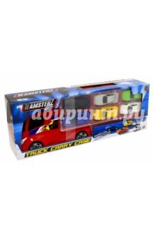 Автовоз-гараж с машинками Teamsterz (1416251.00) Halsall Toys International