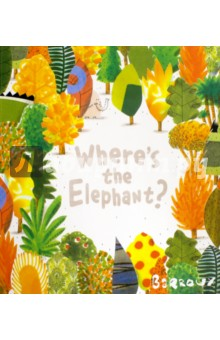 Wheres the Elephant?Литература на иностранном языке для детей<br>A visionary picture book from the genius of Barroux, which pairs a beautiful wordless storytelling experience with a powerful message.<br>What starts as a game of jungle hide-and-seek quickly turns into something more significant as Barroux s illustrations convey the consequences of deforestation upon the animal kingdom.<br>Barroux adopts the familiar  Where s Wally?  search-and-find format to introduce young readers to environmental issues, but as the forest begins to disappear, elephant becomes easier to spot. Where s the Elephant? is a deeply poignant read remniscent of Benji Davies s The Storm Whale and is devastating in its simplicity. Children will be captivated by Barroux s unique illustration style and the book is designed to encourage parent and child discussion. Recommended by Mumsnet, The Guardian and The Sunday Times. Also longlisted for the Kate Greenaway Award 2016 and Highly Commended Best Children s Picture Book in the Junior Design Awards (2015).<br>Barroux s books include Uncle John and the Giant Cherry Tree, which won him the 2005 Enfantaisie Award, and the extraordinary Line of Fire, Diary of An Unknown Soldier which has received widespread critical acclaim. In 2015 Barroux won the first Parents, Babies, a Book competition for his work Chuut! which will be given to every newborn baby in the north of France. Where s the Elephant? won Silver in the Prima Baby and Pregnancy Awards and has been longlisted for the Kate Greenway Medal 2016.<br>