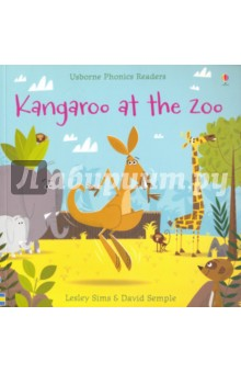 Kangaroo at the ZooЛитература на иностранном языке для детей<br>A lively story with irresistible illustrations, this book is a delight to share with very young children. It can also be enjoyed by children who are beginning to read for themselves. The simple rhyming text helps to develop essential language and early reading skills, and there are guidance notes for parents at the back of the book.<br>