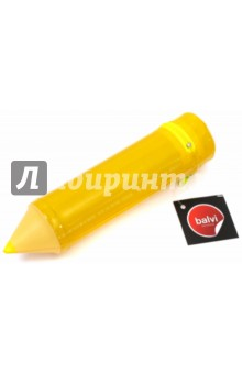 Пенал XL Pencil (желтый) (25165) Balvi