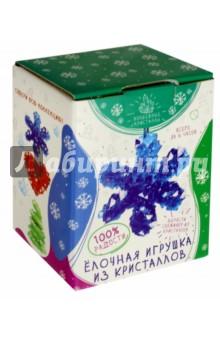 Елочное украшение из кристаллов Снежинка (CD-151-n)