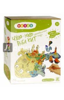 Деревянный пазл Чудо-Юдо Рыба-Кит (0-0556)Развивающие рамки<br>Набор Чудо-Юдо Рыба-Кит является дидактической игрушкой, которая поможет детям овладеть умением складывать из пазлов по изображенному образцу.<br>Каждый из пазлов, входящих в набор, имеет оригинальную конфигурацию, что повышает для ребенка порог сложности в процессе сборки, развивает игровую активность.  На основе собранного набора ребенок может придумывать разнообразные истории и сказки Это способствует развитию речи, фантазии, воображения, творческого мышления.<br>Набор включает 38 элементов.<br>Карандаши, фломастеры или краски помогут создать неповторимый элемент декора для детской комнаты.<br>Элементы пазла тёплые на ощупь, выполнены<br>из экологически чистого материала без пропиток и красителей.<br>Игрушка одобрена на заседании психолого-педагогической экспертизы в Национальном институте образования Республики Беларусь.<br>Материал: дерево.<br>Упаковка: картонная коробка<br>Для детей от 3 лет.<br>Сделано в Беларуси.<br>