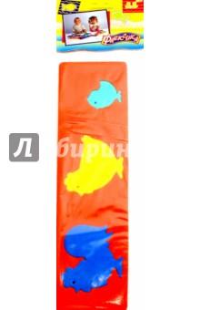 Мягкая игра-мозаика Птицы (45332)Мозаика<br>Мягкая мозаика из пенополиэтилена Птицы. <br>Подходит для игры в ванной.<br>Упаковка: пакет с подвесом.<br>Сделано в России.<br>