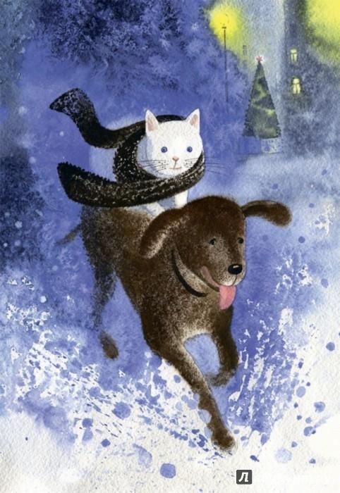 Иллюстрация 1 из 18 для КотоФеи. Набор открыток | Лабиринт - сувениры. Источник: Лабиринт