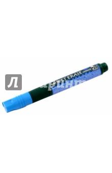 Маркер меловой на водной основе (синий) (03-6126) Pentel