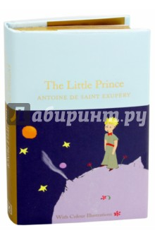 The Little Prince (with Colour Illustrations)Литература на иностранном языке для детей<br>The most beautiful things in the world cannot be seen or touched, they are felt with the heart.<br>After crash-landing in the Sahara Desert, a pilot encounters a little prince who is visiting Earth from his own planet. Their strange and moving meeting illuminates for the aviator many of life s universal truths, as he comes to learn what it means to be human from a child who is not.<br>Antoine de Saint-Exupery s delightful The Little Prince has been translated into over 180 languages and sold over 80 million copies. This Macmillan Collector s Library edition features a specially commissioned translation by Ros and Chloe Schwarz, as well as the charming original illustrations by Saint-Exupery himself, coloured by Barbara Frith, one of England s leading colourists. It s a book that will enchant both children and adults alike. <br>Designed to appeal to the booklover, the Macmillan Collector s Library is a series of beautiful gift editions of much loved classic titles. Macmillan Collector s Library are books to love and treasure.<br>