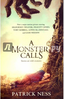 A Monster Calls (Film Tie In)
