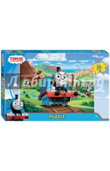 Step Puzzle-24 maxi Томас и его друзья (90032)Пазлы (15-50 элементов)<br>Пазл-мозаика Maxi.<br>Количество элементов: 24<br>Размер собранной картинки: 50 х 34,5 см. <br>Материал: картон.<br>Упаковка: картонная коробка.<br>Сделано в России.<br>